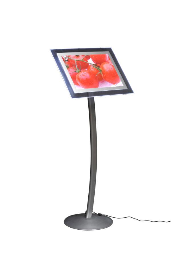 Menyhållare LED A3