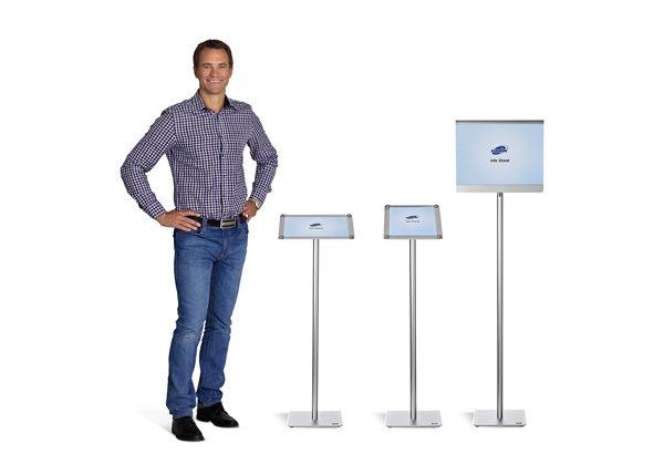 Info stand