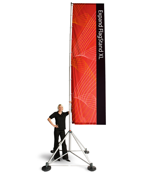 FlagStand_XL_utomhusflagga