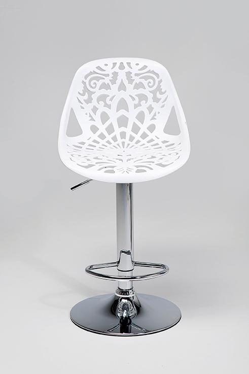 Barstol Ornament White