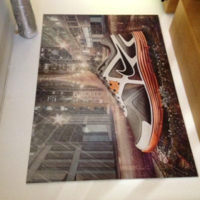 Textilbilder & canvastavlor