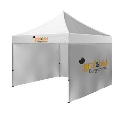 Tält för event