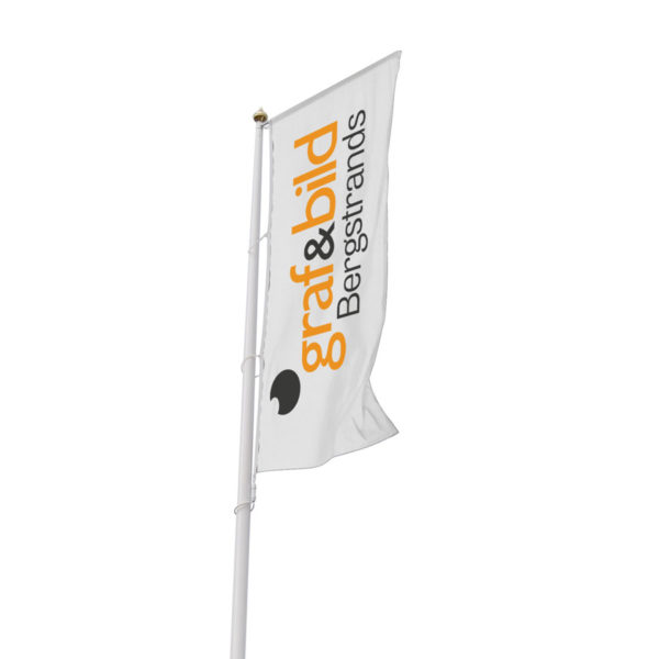 Flagga för flaggstång